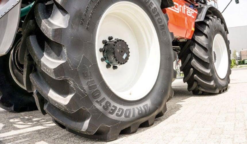 VT-Tractor, der VF-Traktorreifen