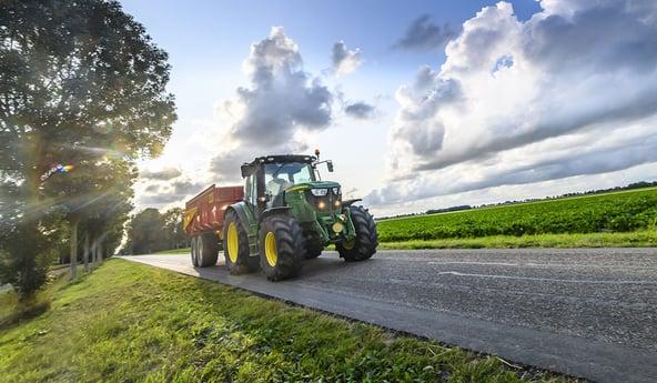 Welche Landwirtschaftsreifen sind straßentauglich?
