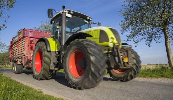 Die Rolle der Traktorreifen für Ihre Sicherheit