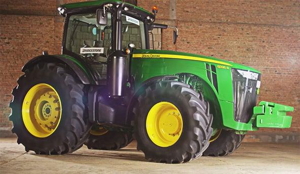 Welche Materialien die Qualität Ihrer Traktorreifen garantieren